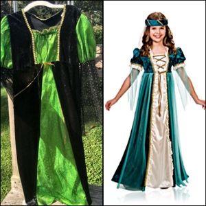Other - 🆕List! Princess Fiona/Renaissance Costume! EUC!